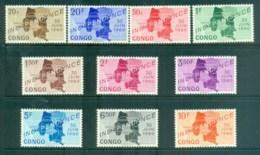 Congo DR 1961 Independence MUH - Congo - Brazzaville
