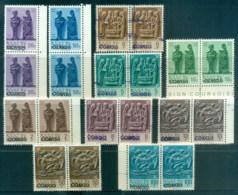 Congo DR 1961 Opts On Katanga Asst MUH - Congo - Brazzaville