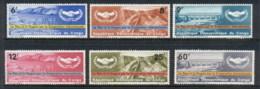 Congo DR 1965 ICY International Cooperation Year MUH - Congo - Brazzaville