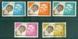 Congo DR 1965 Independence 1st Anniv. MUH/FU - Congo - Brazzaville