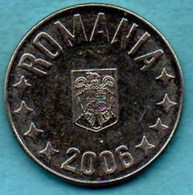 T50/  ROMANIA / ROUMANIE  10 BANI 2006 - Romania