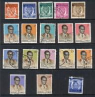 Congo DR 1969 Arms & Mobutu Asst MLH/FU - Congo - Brazzaville
