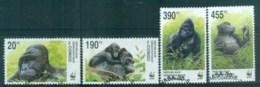 Congo DR 2002 WWF Grauer's Gorilla FU - Congo - Brazzaville