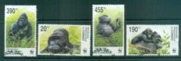 Congo DR 2002 WWF Grauer's Gorilla FU Lot81616 - Congo - Brazzaville