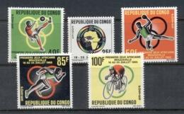Congo PR 1965 African Games MUH - Congo - Brazzaville