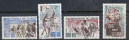 Congo PR 1966 Sport Asst (4/6) FU - Congo - Brazzaville