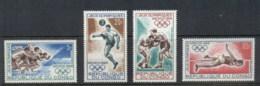 Congo PR 1968 Summer Olympics Mexico City MUH - Congo - Brazzaville