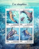 Central Africa 2018 Dolphins Fauna  S201808 - Centrafricaine (République)