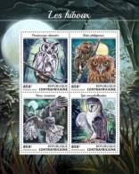 Central Africa 2018  Owls Fauna  S201808 - Repubblica Centroafricana