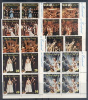 Equatorial Guinea 1978 QEII Coronation 25th Anniversary Blk4 MUH - Equatorial Guinea