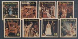 Equatorial Guinea 1978 QEII Coronation 25th Anniversary IMPERF MUH - Equatorial Guinea