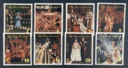 Equatorial Guinea 1978 QEII Coronation 25th Anniversary MUH - Equatorial Guinea