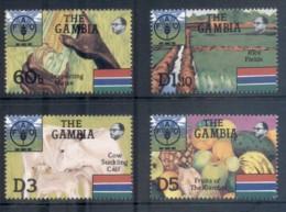 Gambia 1985 UN FAO 40th Anniv. MUH - Gambia (1965-...)