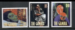 Gambia 1998 Picasso Paintings MUH - Gambia (1965-...)