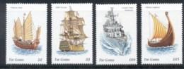 Gambia 1998 Ships MUH - Gambie (1965-...)