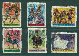 Guinee 1966 Arts & Culture MUH Lot20995 - Guinea (1958-...)