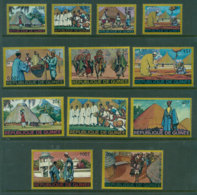 Guinee 1968 Homes & People MUH Lot20999 - Guinea (1958-...)