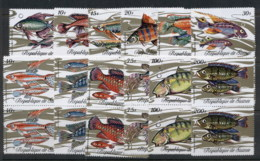 Guinee 1971 Marine Life Fish Pr MUH - Guinea (1958-...)