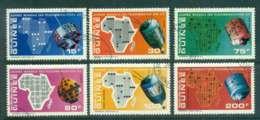 Guinee 1972 World Telecommunications Day CTO Lot46400 - Guinea (1958-...)