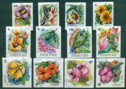 Guinee 1974 Flowers (12) CTO - Guinea (1958-...)