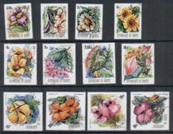 Guinee 1974 Flowers CTO - Guinea (1958-...)