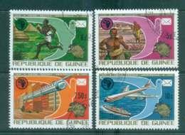 Guinee 1974 UPU Centenary CTO Lot46404 - Guinea (1958-...)