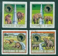 Guinee 1975 African Development Bank CTO - Guinea (1958-...)