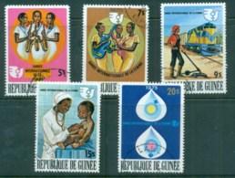 Guinee 1976 Int. Women's Year (5) CTO - Guinea (1958-...)
