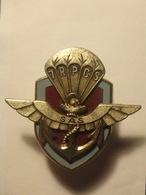 7° Régiment Parachutiste De Commandement Et Des Services - 0702B - Heer