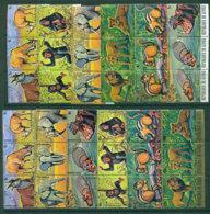 Guinee 1977 Endangered Animals MUH Lot21016 - Guinea (1958-...)