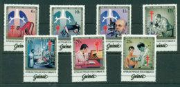 Guinee 1983 TB Tuberculosis Research MUH - Guinea (1958-...)