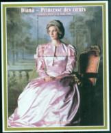 Guinee 1998 Princess Diana In Memoriam, The Refined Princess MS MUH - Guinea (1958-...)