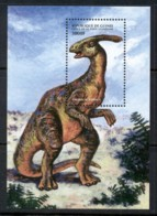 Guinee 1999 Prehistoric Animals, Dinosaurs MS 3000f MUH - Guinea (1958-...)