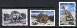 Guinee 1999 Prehistoric Animals, Dinosaurs MUH - Guinea (1958-...)