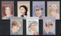 Guinee 2002 Royal Family (7) MUH - Guinea (1958-...)