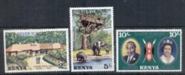Kenya 1977 QEII Silver Jubilee MUH - Kenya (1963-...)