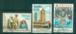 Kenya 1983 Commonwealth Parliamentary Conference FU Lot55357 - Kenya (1963-...)