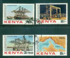 Kenya 1983 Kenya Ports Authority FU Lot55358 - Kenya (1963-...)