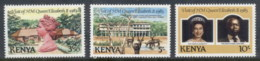 Kenya 1983 Royal Visit MUH - Kenya (1963-...)
