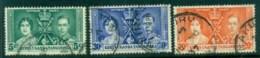 Kenya Uganda Tanganyika 1937 Coronation FU - Kenya (1963-...)