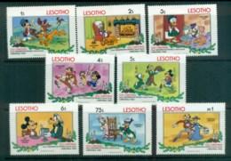 Lesotho 1983 Disney, Disney's Old Christmas MUH Lot78975 - Lesotho (1966-...)