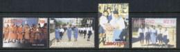 Lesotho 2005 Girl Guides MUH - Lesotho (1966-...)