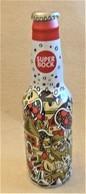 ALUMINIUM BEER BOTTLE (EMPTY) - SUPER BOCK 33 CL - ALC 5,2% VOL. (PORTUGAL) / 02 - Beer