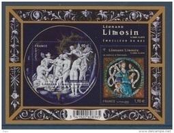 2015-N°F 4928**(4928/4929) L.LIMOSIN - France