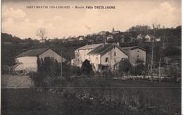 SAINT MARTIN LES LANGRES-MOULIN FELIX DECOLLOGNE - Autres Communes