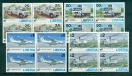 Liberia 1995 UN 50th Anniv. Blk 4 MUH - Liberia