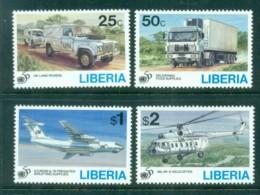 Liberia 1995 UN 50th Anniv. MUH - Liberia