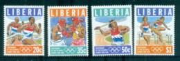 Liberia 1996 Modern Olympic Games Centenary MUH - Liberia
