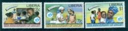 Liberia 1996 UNICEF 50th Anniv MUH - Liberia
