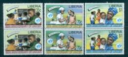 Liberia 1996 UNICEF 50th Anniv Prs MUH - Liberia